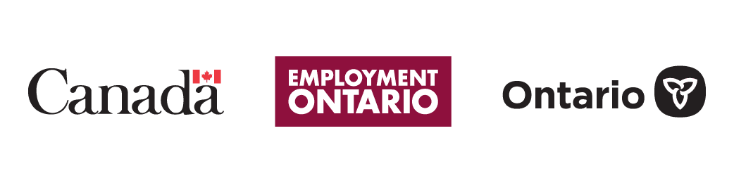 Employment Ontario Tri-WordMark 2021