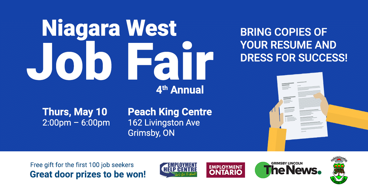 Niagara West Job Fair 2018