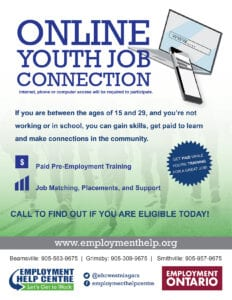 Online Youth Job Connection