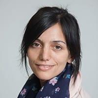 Tizianna Villella - Human Resources Coordinator